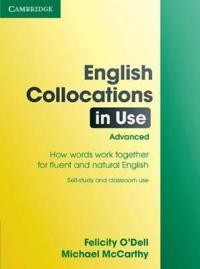English Collocations in Use: Advanced