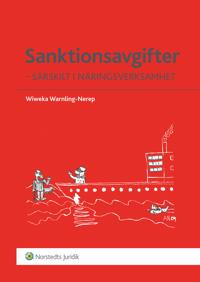 Sanktionsavgifter : särskilt i näringsverksamhet