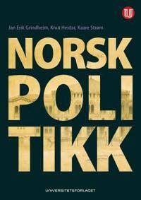 Norsk politikk - Jan Erik Grindheim, Knut Heidar, Kaare Strøm   Ridgeroadrun.org