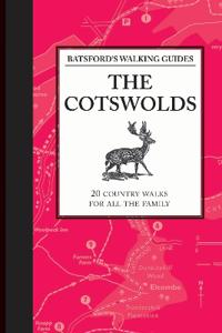 Batsford's Walking Guides: The Cotswolds