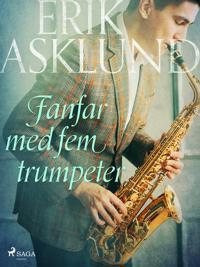 Fanfar med fem trumpeter
