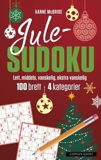 Jule-sudoku - Hanne D. McBride | Inprintwriters.org