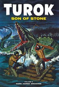 Turok, Son Of Stone Archives Volume 5