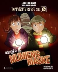 På sporet av mumiens maske - Jørn Lier Horst | Ridgeroadrun.org