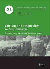 Calcium and Magnesium in Groundwater