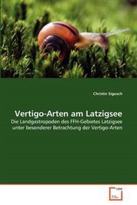 Vertigo-Arten Am Latzigsee