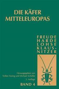 Die K fer Mitteleuropas, Bd. 4: Staphylinidae (Exklusive Aleocharinae, Pselaphinae Und Scydmaeninae)
