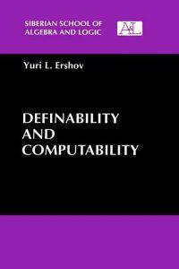 Definability and Computability
