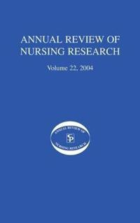 Annual Review of Nursing Research 2004