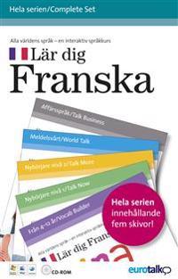 Complete Set Lär dig Franska