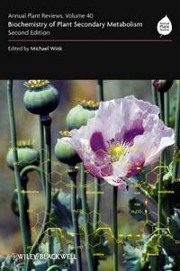 Biochemistry of Plant Secondary Metabolism