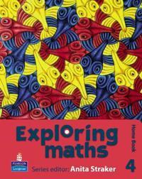 Exploring maths: tier 4 home book