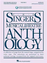 The Singer's Musical Theatre Anthology, Volume 2: Soprano [With 2 CDs]