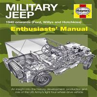 Military Jeep Manual