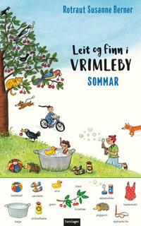 Leit og finn i Vrimleby; sommar - Rotraut Susanne Berner | Inprintwriters.org