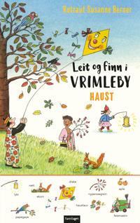 Leit og finn i Vrimleby; haust - Rotraut Susanne Berner | Ridgeroadrun.org