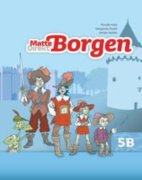 Matte Direkt Borgen Grundbok 5B Ny upplaga