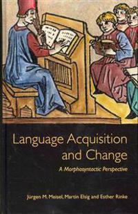 Language Acquisition and Change