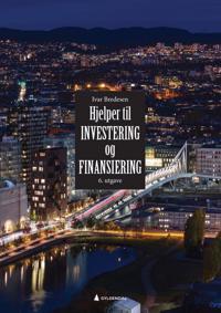 Hjelper til Investering og finansiering - Ivar Bredesen pdf epub