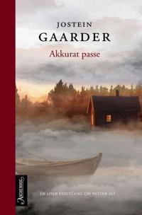 Akkurat passe - Jostein Gaarder | Ridgeroadrun.org