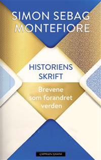 Historiens skrift - Simon Sebag Montefiore   Inprintwriters.org