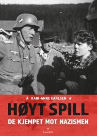 Høyt spill - Kari-Anne Karlsen | Inprintwriters.org