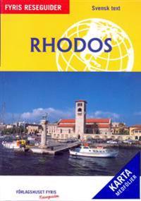 Rhodos : reseguide (med karta)