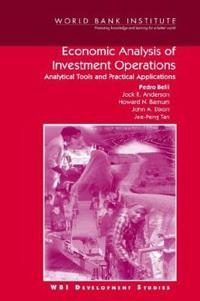 Economic Analysis of Investment Operations