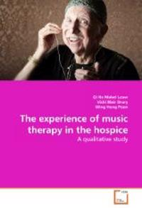 The Experience of Music Therapy in the Hospice