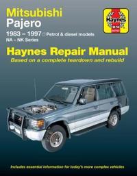 Mitsubishi Pajero Petrol & Diesel Automotive Repair Manual