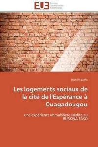 Les Logements Sociaux de la Cit� de l'Esp�rance � Ouagadougou