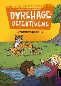 Tigertrøbbel - Mona Grivi Norman   Inprintwriters.org