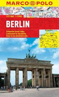 Marco Polo City Map Berlin