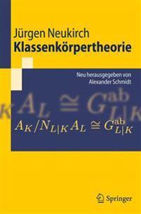 Klassenkorpertheorie