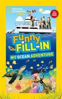 Funny Fill-In: My Ocean Adventure