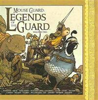 Mouse Guard: Legends of the Guard 2