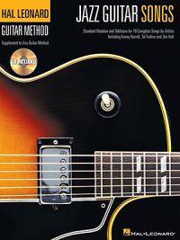 Jazz Guitar Songs: Hal Leonard Guitar Method Supplement [With CD (Audio)]