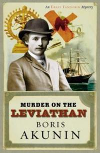 Murder on the leviathan - erast fandorin 3