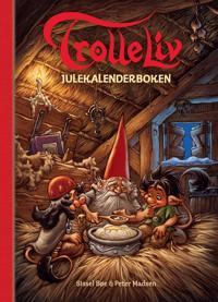 Trolleliv; julekalenderboken