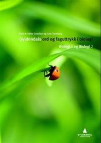 Gyldendals ord og faguttrykk i biologi
