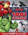 Marvel Avengers : 1001 Stickers