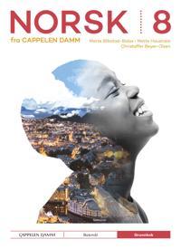 Norsk 8 fra Cappelen Damm - Marte Blikstad-Balas, Christoffer Beyer-Olsen, Mette Haustreis pdf epub