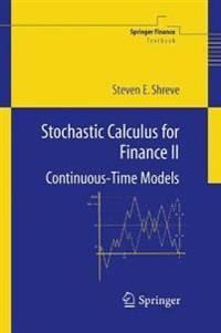 Stochastic Calculus for Finance II