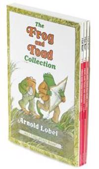 The Frog and Toad Collection Box Set: Includes 3 Favorite Frog and Toad Stories!