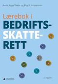 Lærebok i bedriftsskatterett - Arvid Aage Skaar, Roy K. Kristensen pdf epub