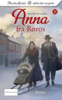 Troløs - Annikki Øvergård | Inprintwriters.org