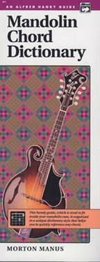 Mandolin Chord Dictionary: Handy Guide