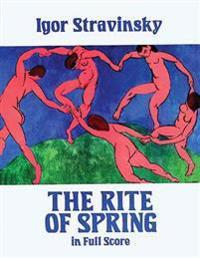 Rite of Spring in Full Score