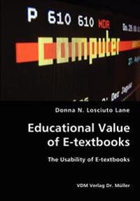 Educational Value of E-textbooks