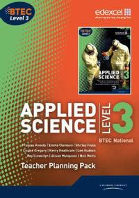 BTEC Level 3 National Applied Science Teacher Planning Pack